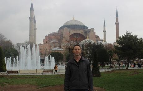 Visiting Istanbul