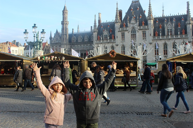 Christmas Markets in Belgium